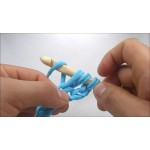 Finger Crochet Hair Tie Workshop (ONLY SUNDAY)